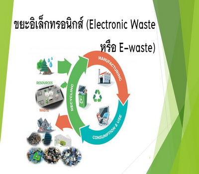 E-wasteE-Waste Recycle digital Technology