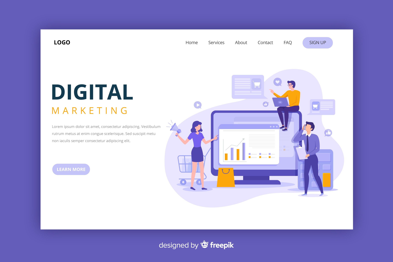 Big data for Digital Marketing Online